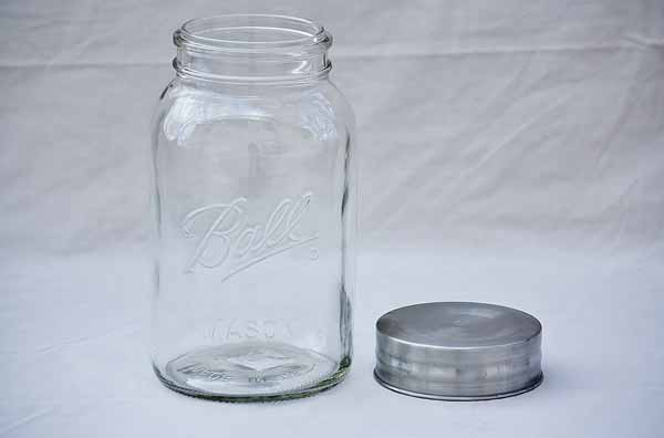 1 Gallon Gl Jar Jars
