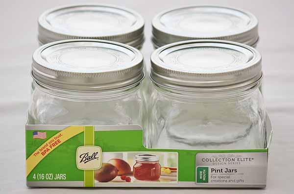 ball mason jars. elite wide mouth pint jars ball mason h