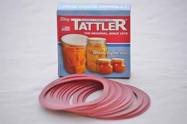 Tattler Reusable Regular Rubber Rings