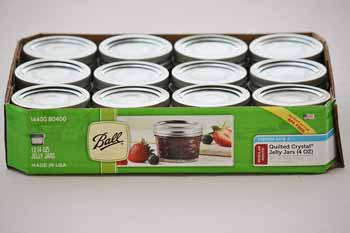 4 oz Jelly Jar (12 Jars)