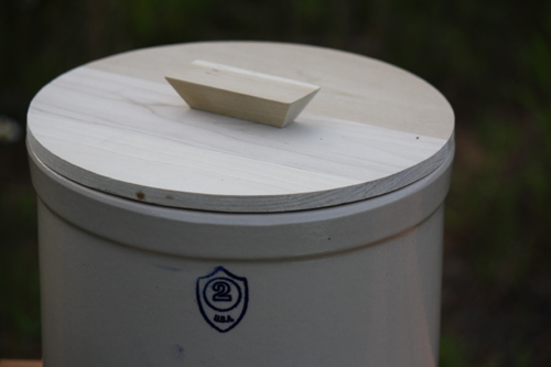 Stoneware Wooden Crock Lids Pressure Cooker Outlet