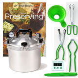 All American 10 Quart  Pressure Canning Kit