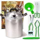 All American 30 Quart  Pressure Canning Kit