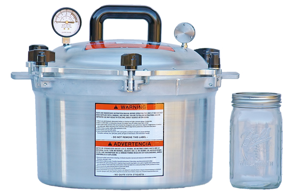 All American Pressure Canner 15 Quart
