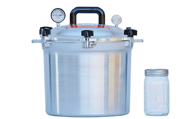 All American Pressure Canner 21 Quart
