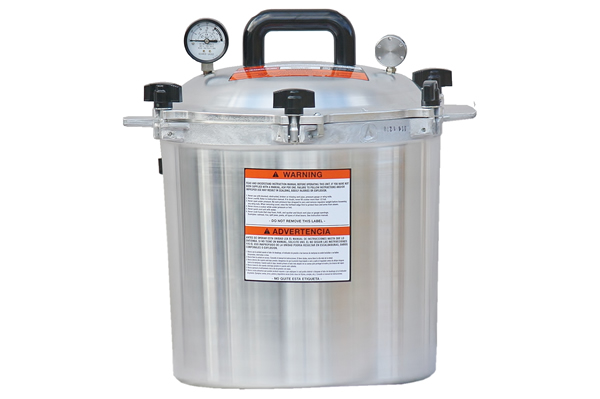 All American Pressure Cooker 25 Quart