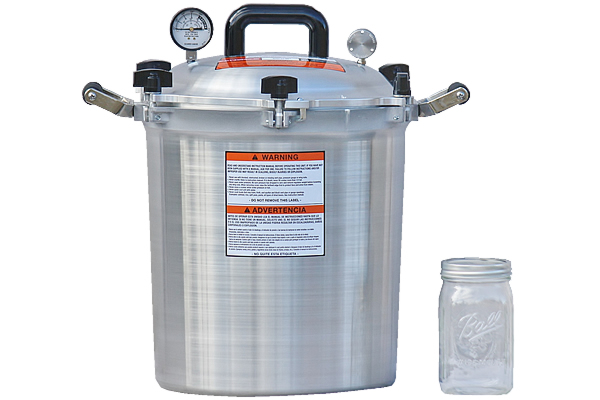 All American Pressure Canner 30 Quart