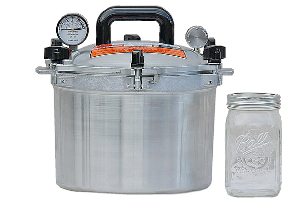 All American Pressure Canner 10 Quart