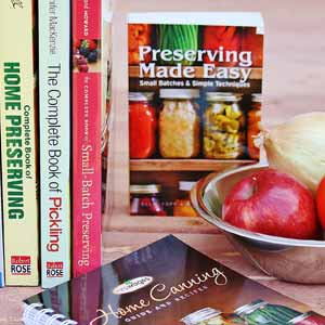 Canning Books