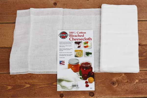 Cheesecloth For Cooking
