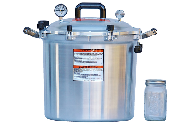 all american 41 quart pressure cooker free shipping