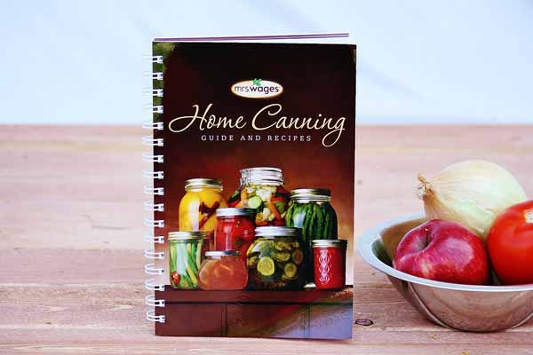 Mrs Wages Home Canning Guide