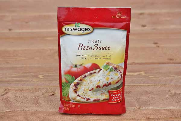 Mrs Wages Pizza Sauce
