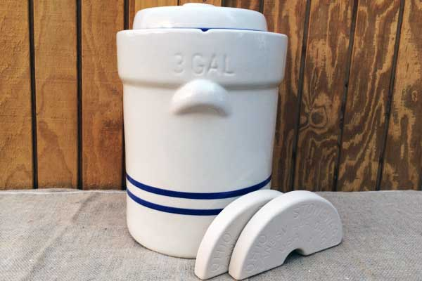 Ohio Stoneware Fermentation Crock