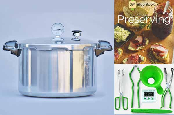 Presto 16 Quart Canning Kits