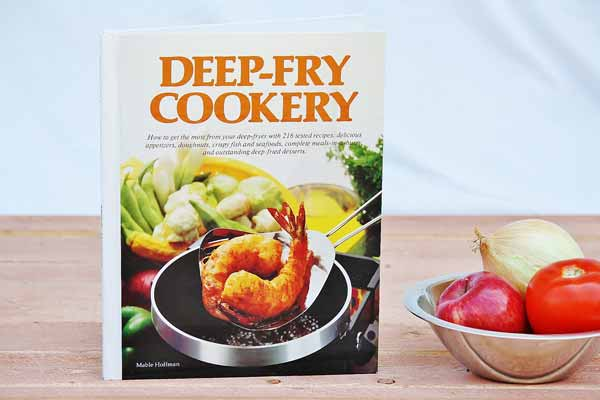 Deep Fryer Cookbook