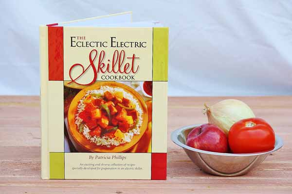 Presto Eclectic Electric Skillet Cookbook