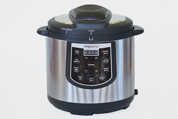 Presto Pressure Cooker 6 Quart Electric