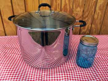 Ball Stainless Steel Waterbath Canner