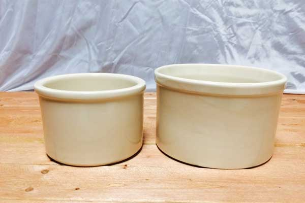 Ohio Stoneware Utility Crocks