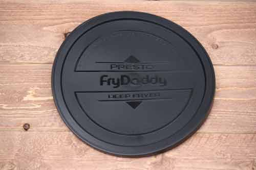 Fry Daddy Plastic Lid Cover