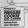 Presto Canner-Cooker Recipe and Instruction Books