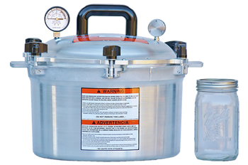 All American 15 Quart Pressure Canner