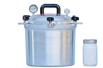 All American 21 Quart Pressure Canner