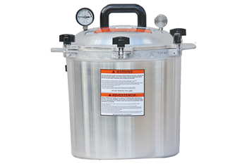 All American 25 Quart Pressure Canner