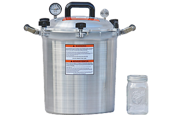 All American 30 Quart Pressure Canner