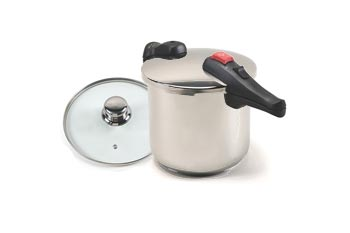 Chef's Design 10.9 Quart Pressure Cooker