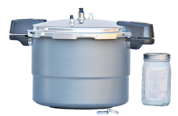 All American 10 Quart Pressure Canner
