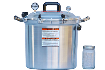 All American 41 Quart Pressure Canner