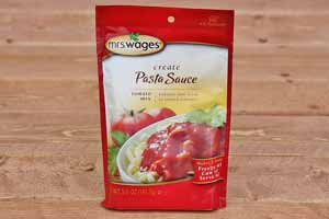 Mrs Wages Pasta Sauce