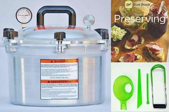 All American Pressure Canning Kits