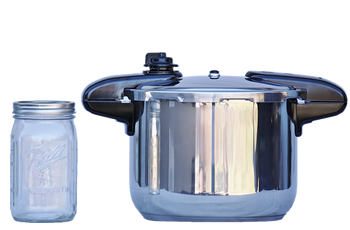 Presto Pressure Cooker 8 Quart Stainless Steel
