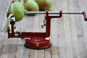 Apple Peeler Corer Slicer With Vacuum Base